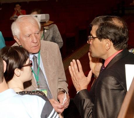 На конференции в Перми 2011