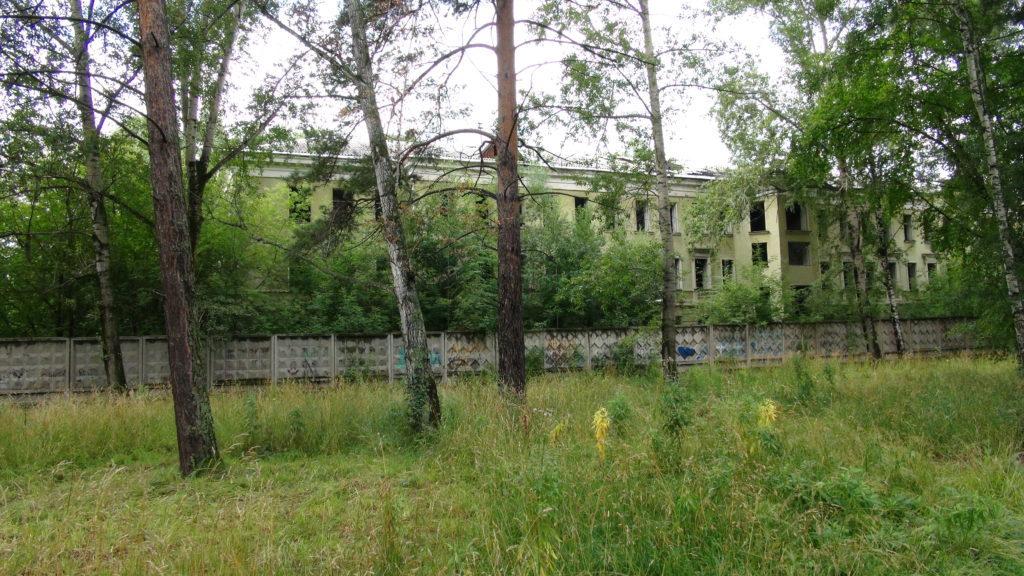 Пустующее много лет здание хирургического корпуса по ул. Кирова. Хозяйственное ведение Клинической больницы № 51. Огромные затраты.
