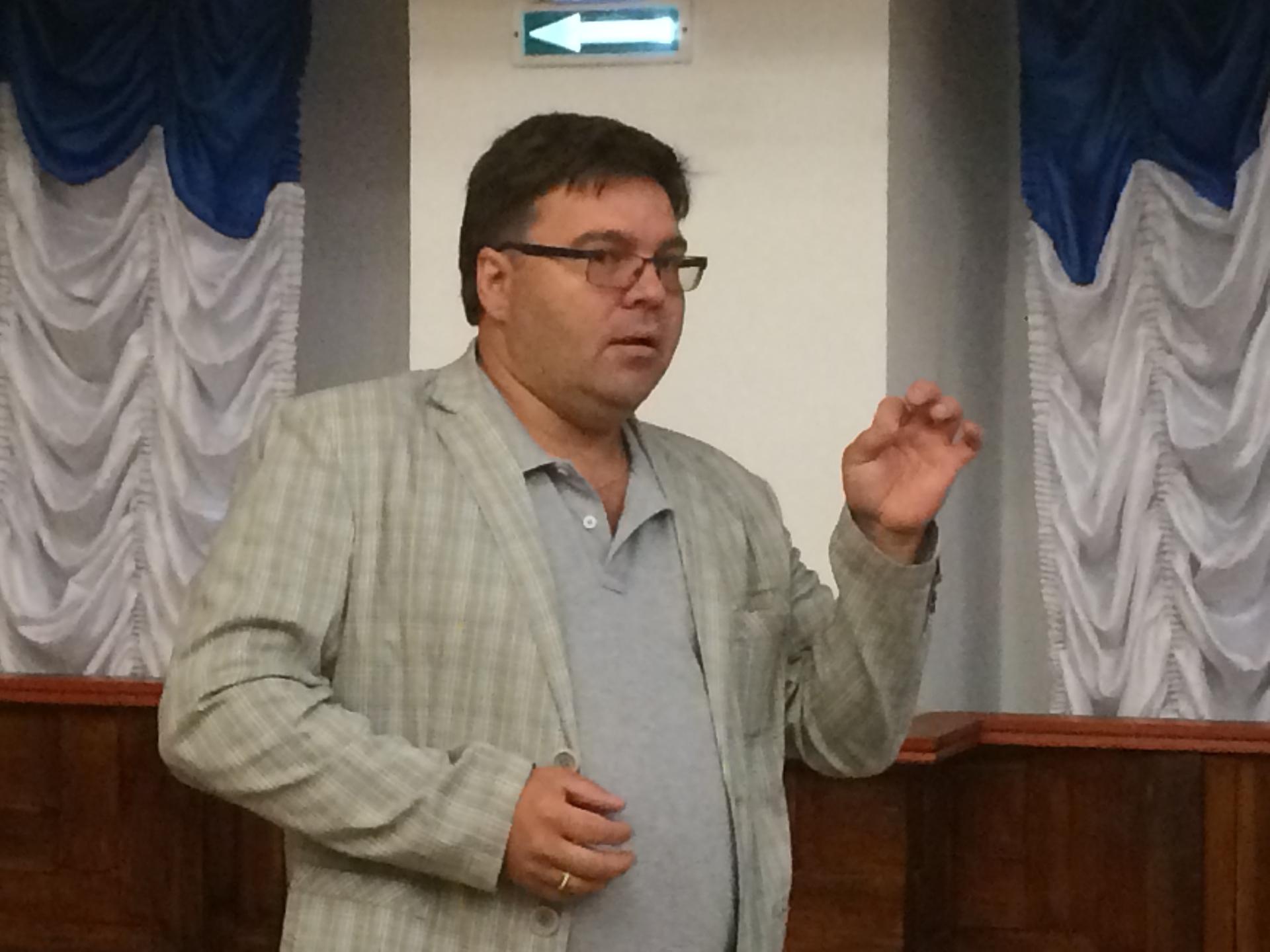 В Железногорске стартовал второй сезон проекта «Прогулки с онкологом-2017»