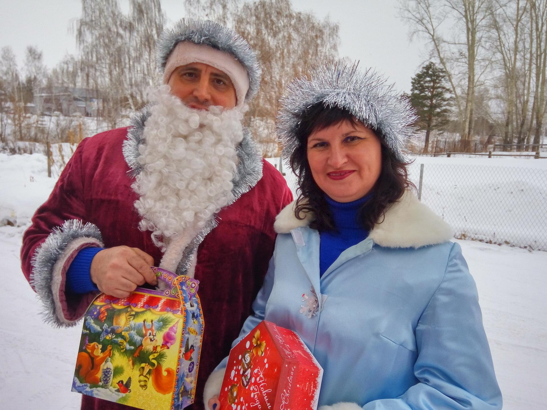 В рамках проекта «Домашний хоспис» завершается подготовка акции «Новогодний подарок Железногорского хосписа» для тяжелобольных железногорцев