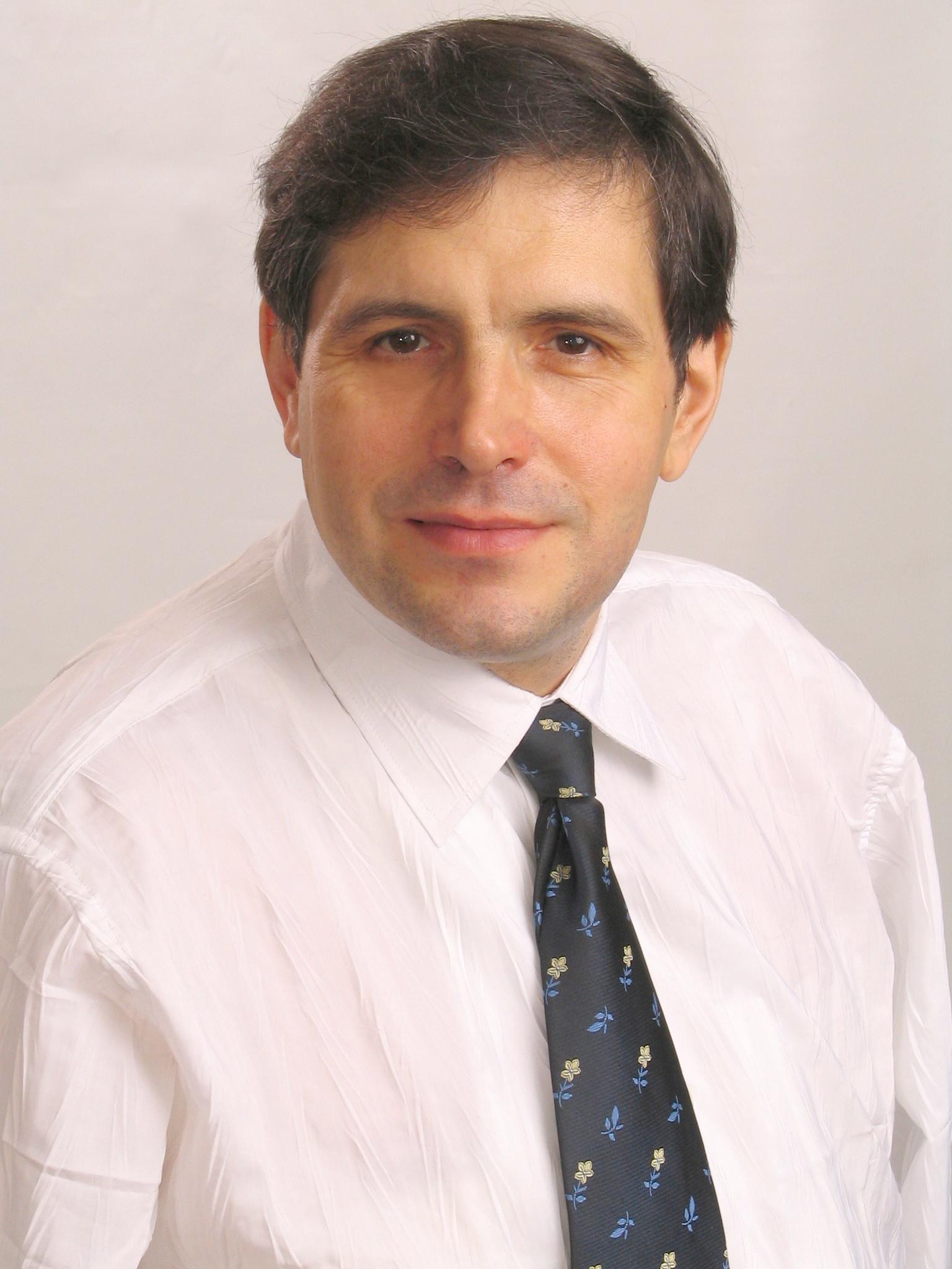 Виктор Стародубцев, руководитель Железногорского хосписа