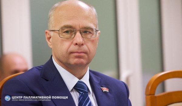 Петр Гаврилов продолжает оказывать помощь нашему хоспису