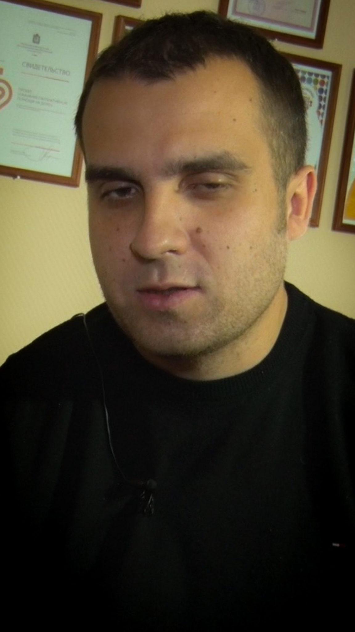 Константин СУДАКОВ