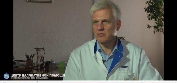 ГОВОРЯТ ЛЮДИ. Главный врач Красноярской краевой клинической больницы Егор КОРЧАГИН