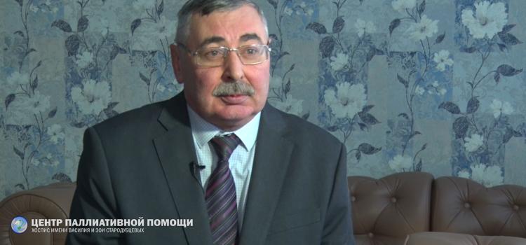 ГОВОРЯТ ЛЮДИ. Виталий ЛЕСНЯК, директор лицея №102