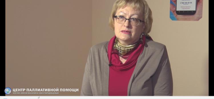 ГОВОРЯТ ЛЮДИ. Татьяна ФИРСОВА, журналист