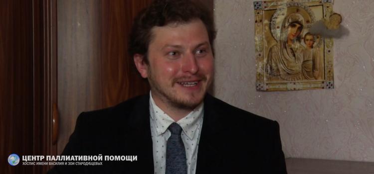 ГОВОРЯТ ЛЮДИ. Иван СЛУЦКИЙ, артист театра оперетты (Железногорск)