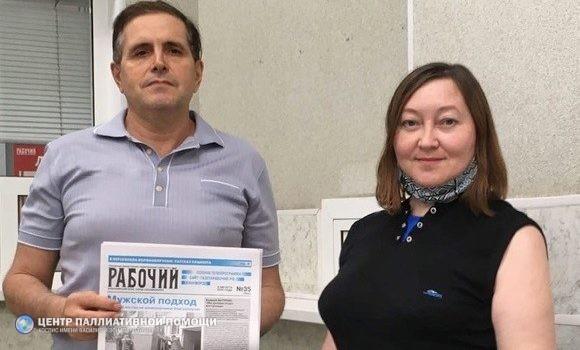 Елена ЧАЙКИНА: «Паллиативная помощь нужна сотням сосновоборцев»