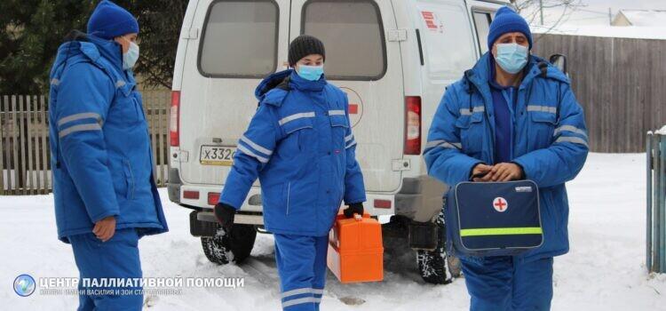НАШЕ ДЕЛО ПРАВОЕ: продолжаем развивать паллиатив в Красноярском крае