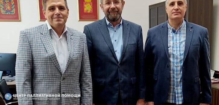 НА ОДНОЙ ВОЛНЕ: как нам обустроить хоспис в Железногорске